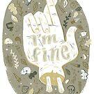 I'm Fine by Pam Wishbow