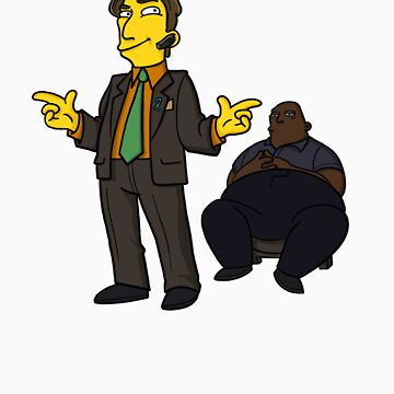 Saul Goodman - Breaking bad by Simpsonized