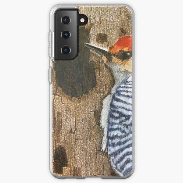 Woodpecker Samsung Galaxy Soft Case