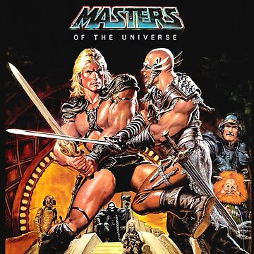 Masters of the Universe by Hangagud