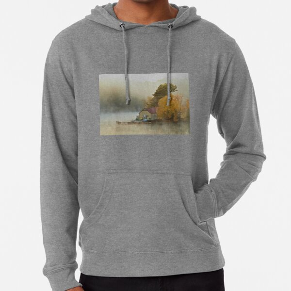 The Daylesford Lake House  Lightweight Hoodie