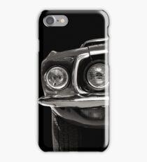 Classic (black&white) iPhone Case/Skin