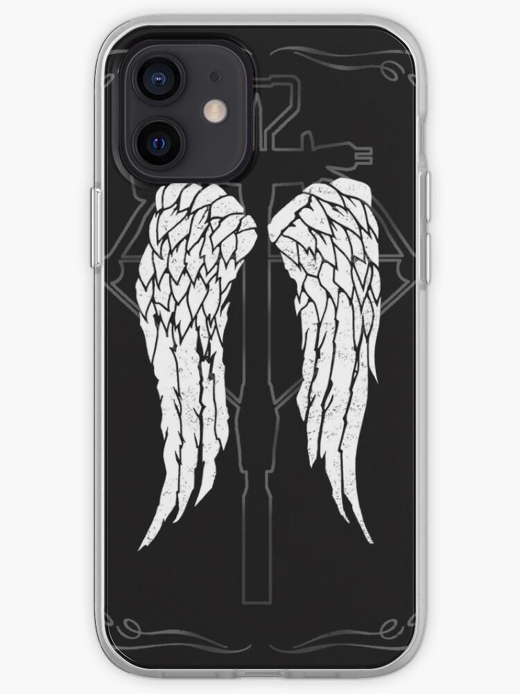 Daryl Dixon ailes arbalète | Coque iPhone