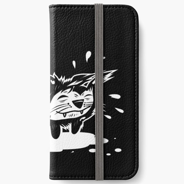 Jack the Cat iPhone Wallet
