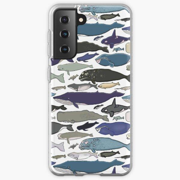 Whales Samsung Galaxy Soft Case
