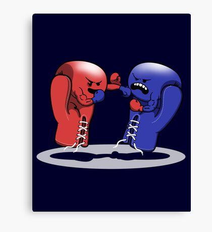 Boxing!! Canvas Print