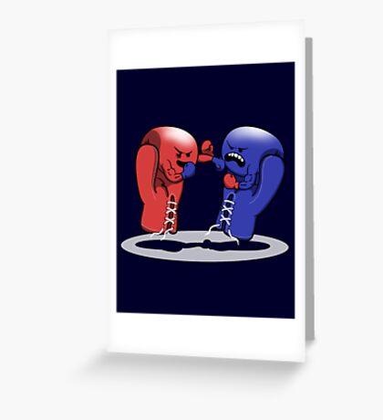 Boxing!! Greeting Card
