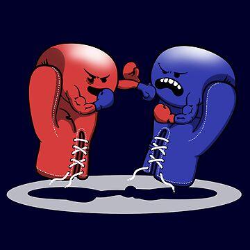 Boxing!! by jcmaziu