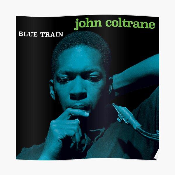 Blue Train - John Coltrane Poster
