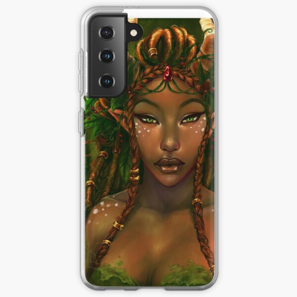 Queen of the Forests Samsung Galaxy Soft Case
