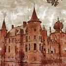 Cleydael Castle - Antwerp - Belgium by Gilberte