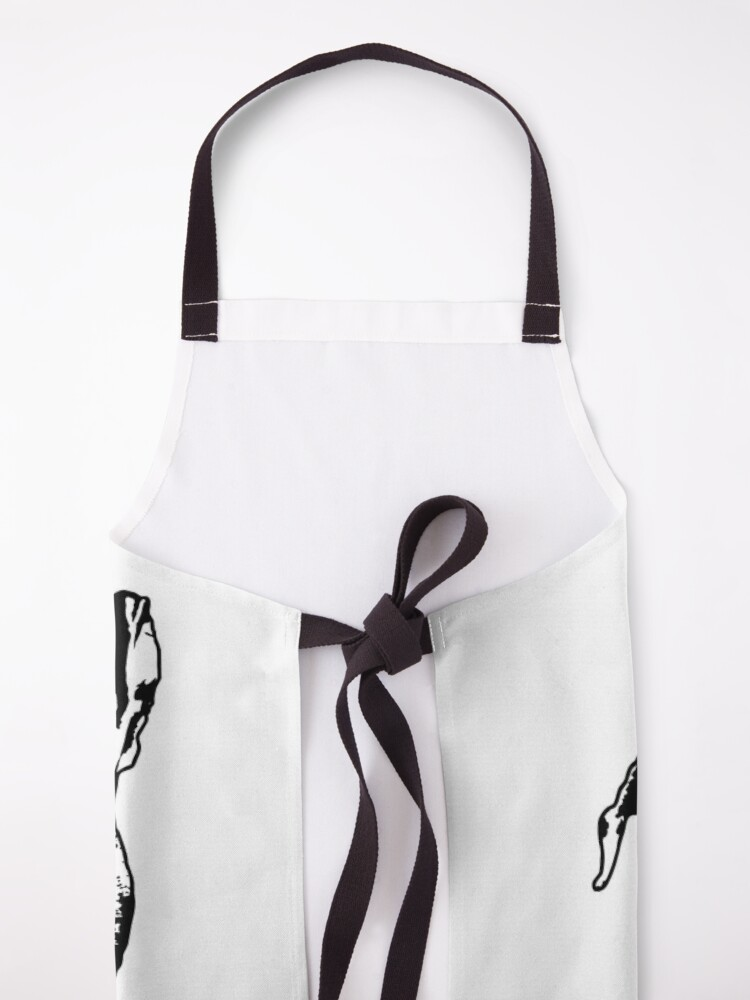 Alternate view of Staffordshire Bull Terrier Apron