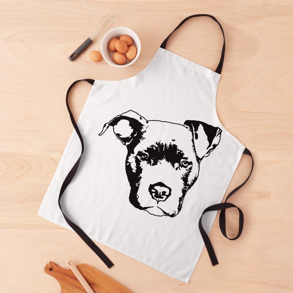 Staffordshire Bull Terrier Apron
