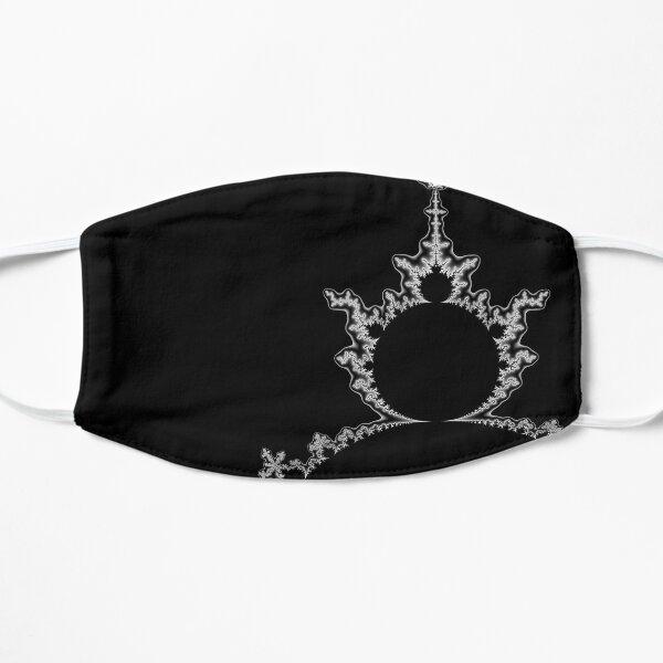 Mandelbrot Set - Monochrome Outline  Mask