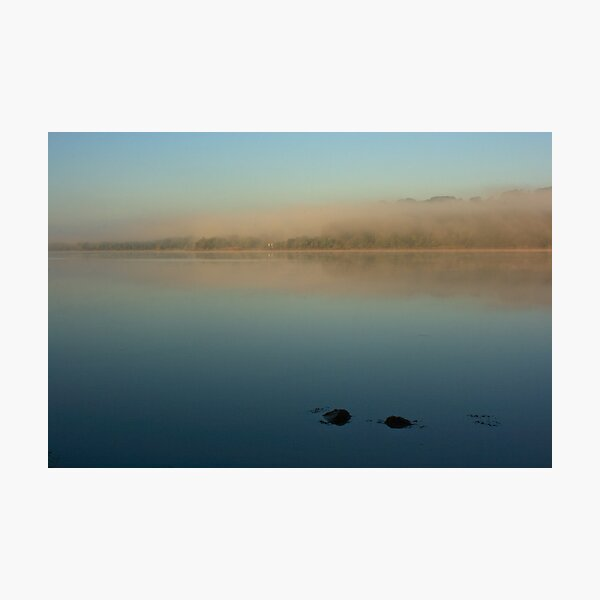 Season Of Mists... Photographic Print