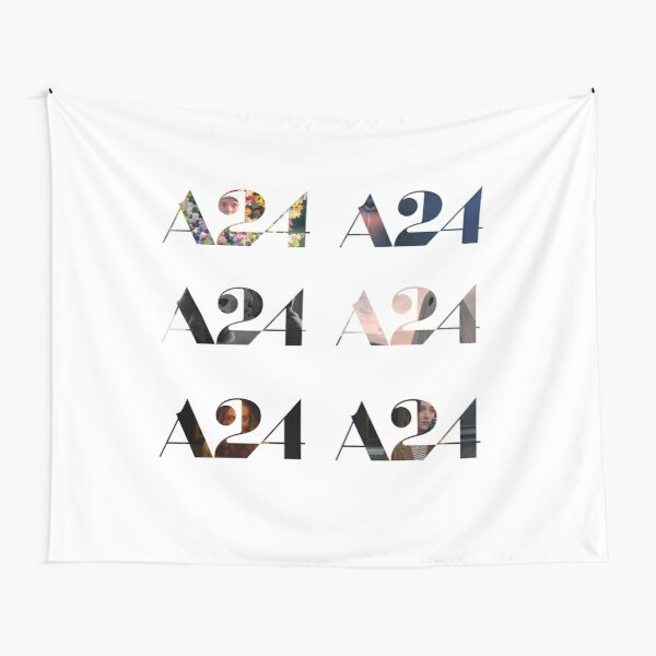 A24 Logo Pack Tapestry