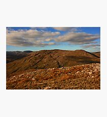 Croaghnageer from Croaghconnellagh Photographic Print
