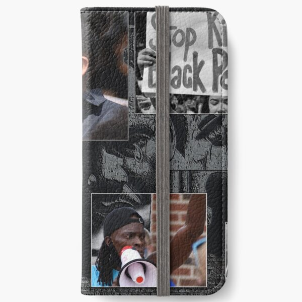The Struggle Continues #1 iPhone Wallet