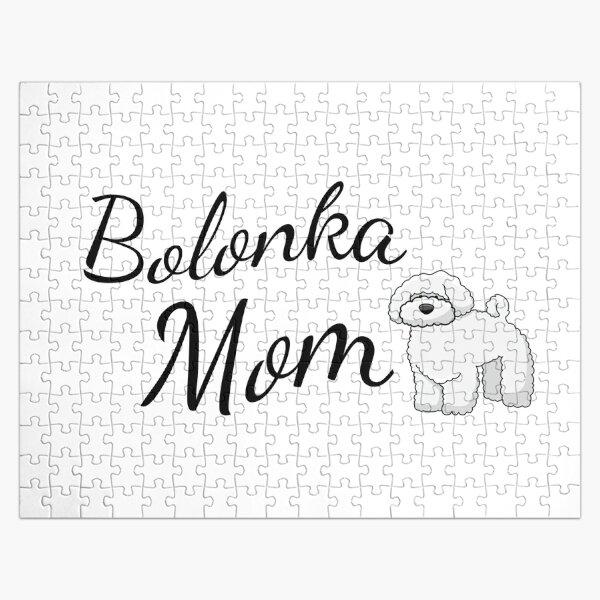 Bolonka Mom Jigsaw Puzzle