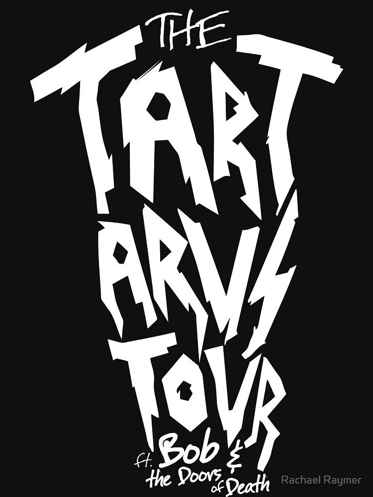 The Tartarus Tour (White Text) | Unisex T-Shirt