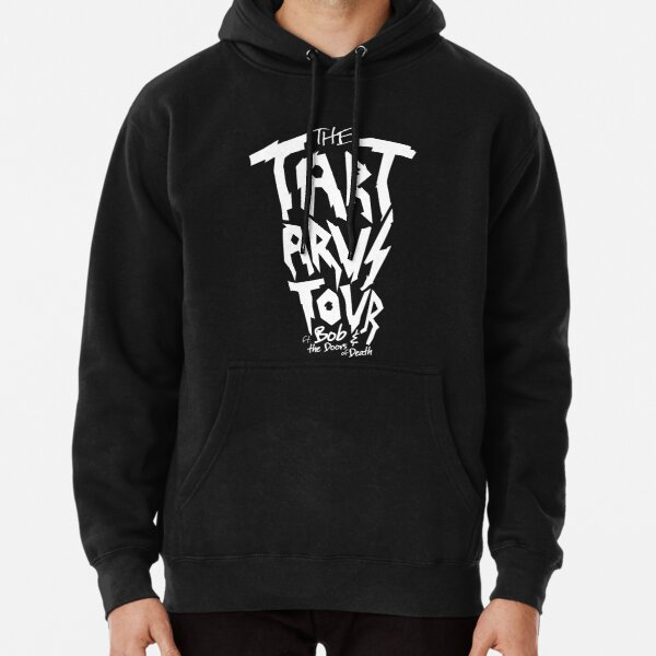 The Tartarus Tour (White Text) Pullover Hoodie