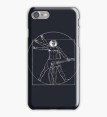 Vetruvian Rock Star iPhone Case/Skin