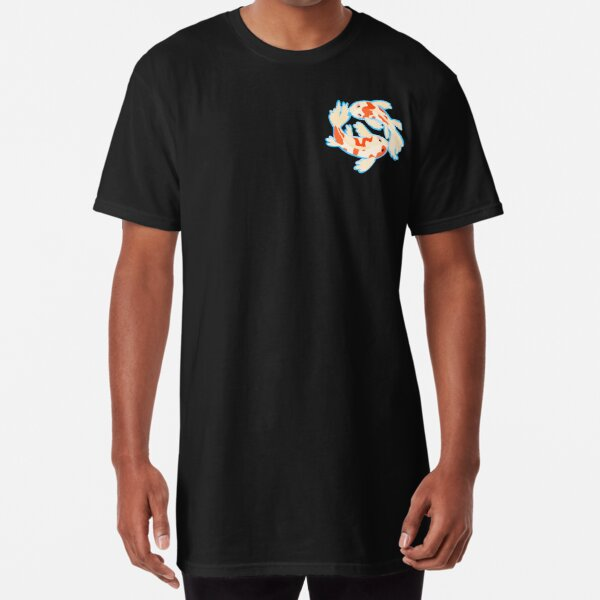 koi fish  Long T-Shirt