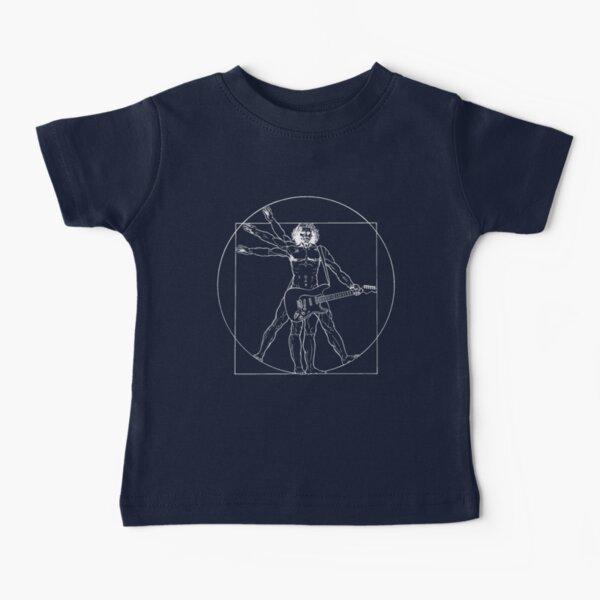 Vetruvian Rock Star Camiseta para bebés