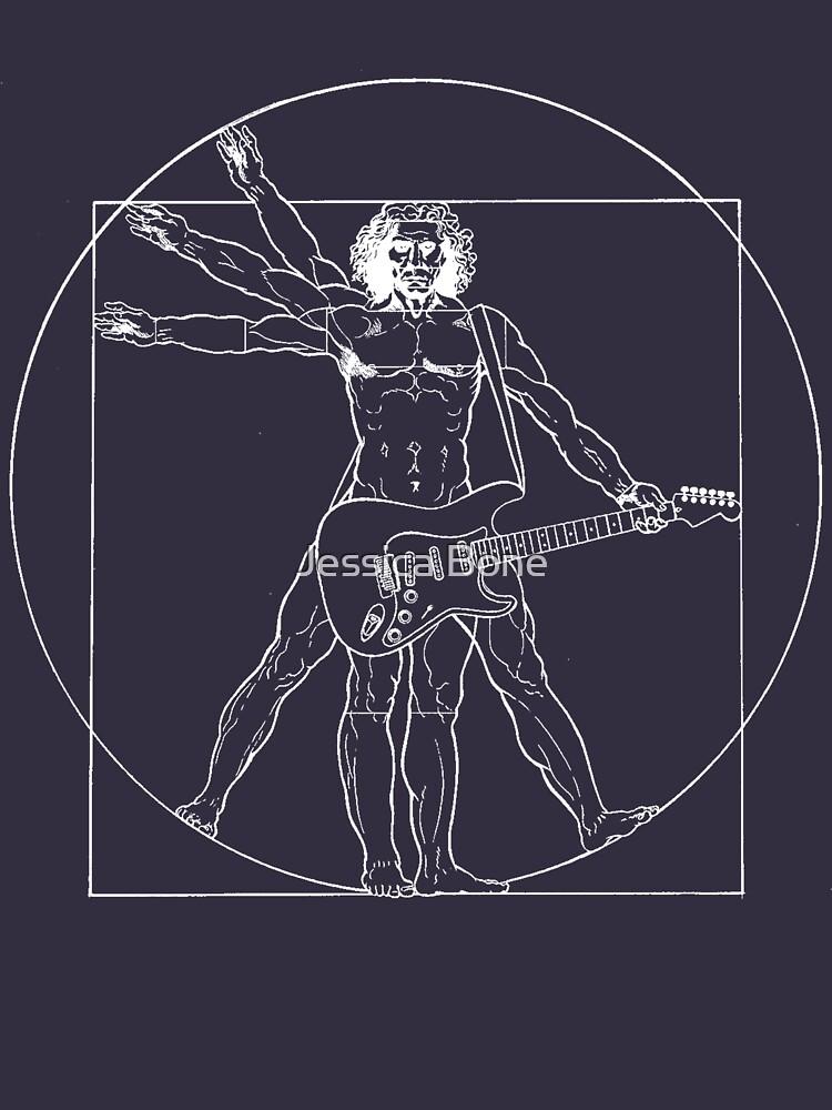Vetruvian Rock Star by bonedesigns
