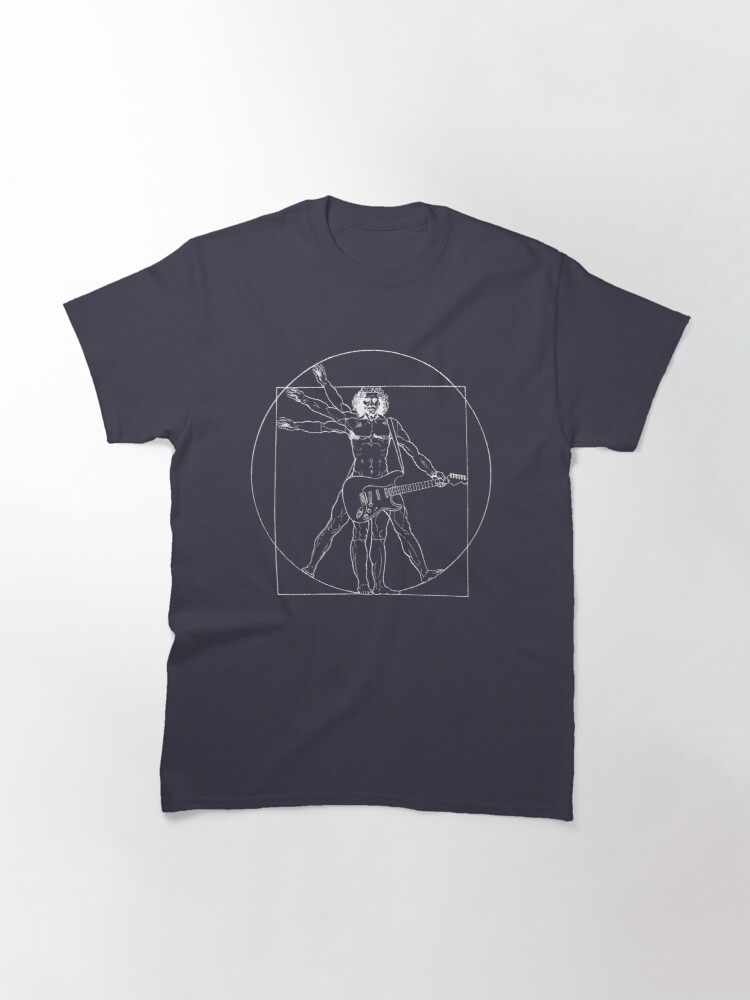 Alternate view of Vetruvian Rock Star Classic T-Shirt