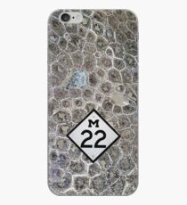 Petoskey Stone, M22, Pure Michigan iPhone Case