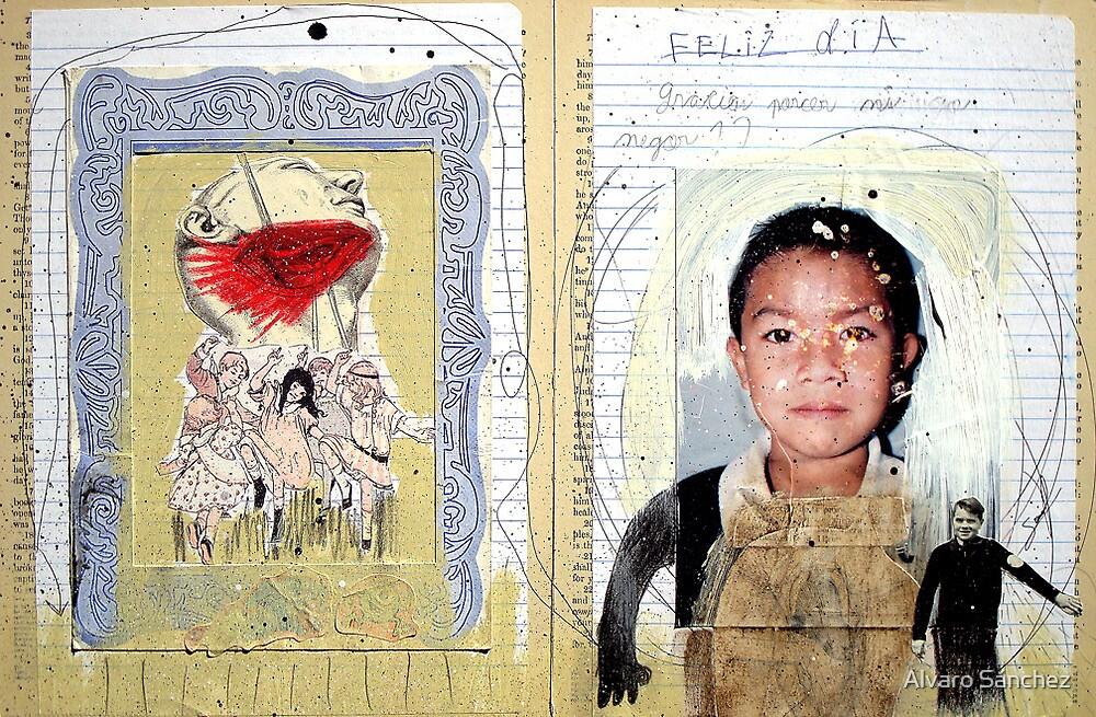 DIAS FELICES (happy days) by Alvaro Sánchez