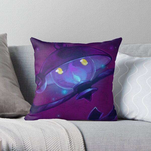 Lampent Throw Pillow