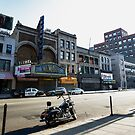 Downtown Newark, NJ, USA by Abtin Eshraghi