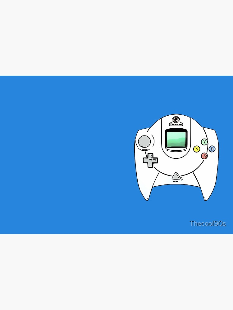 Dreamtoon controller (azul) de Thecool90s