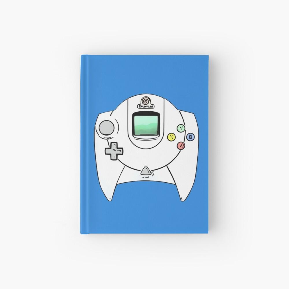 Dreamtoon controller (azul) Cuaderno de tapa dura