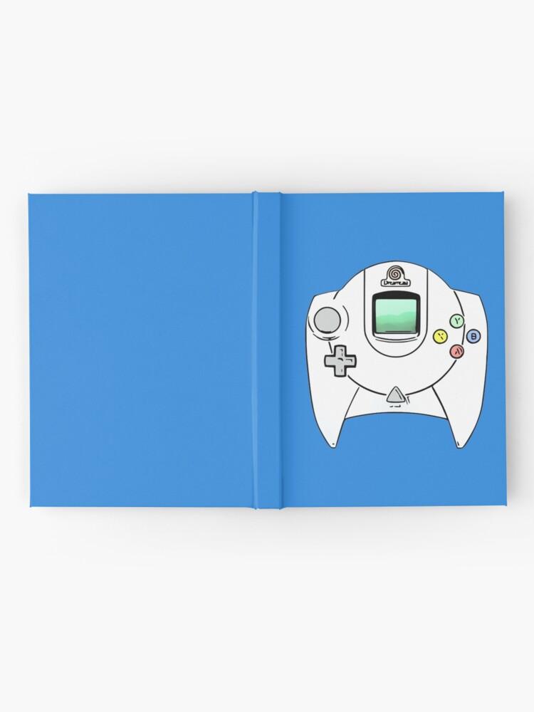 Vista alternativa de Cuaderno de tapa dura Dreamtoon controller (azul)