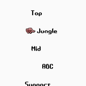 League of Legends, Choose Your Lane (Jungle) by Thanix