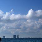 Cancún by Luis Alberto Landa Ladron de Guevara