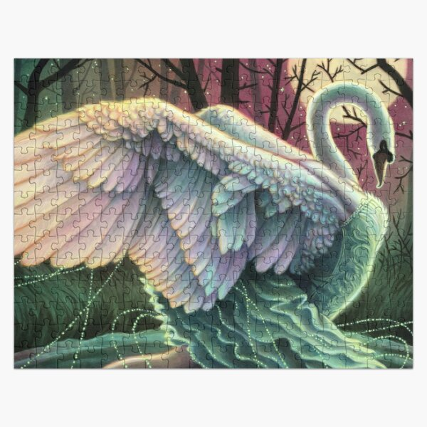 Odette - Swan Princess Jigsaw Puzzle