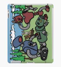Teddy Bear And Bunny - Cannibals iPad Case/Skin