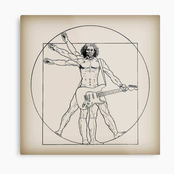 Vetruvian Rock Star  Metal Print