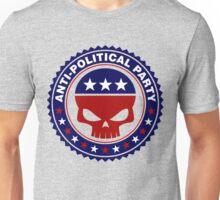 Anti-Political Party Unisex T-Shirt