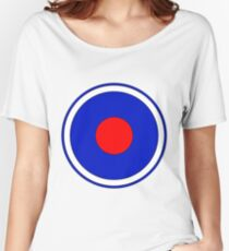 2nd Infantry Division Women's Relaxed Fit T-Shirt