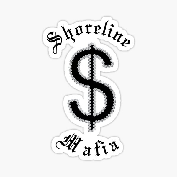 $horeline Mafia  Sticker