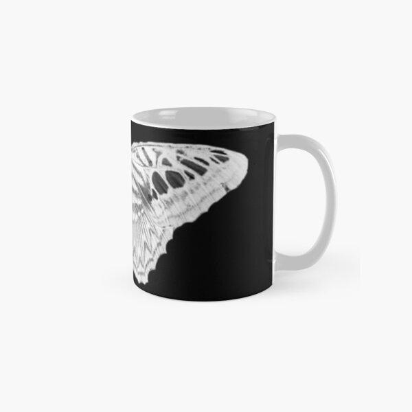 Black Clipper Butterfly Classic Mug