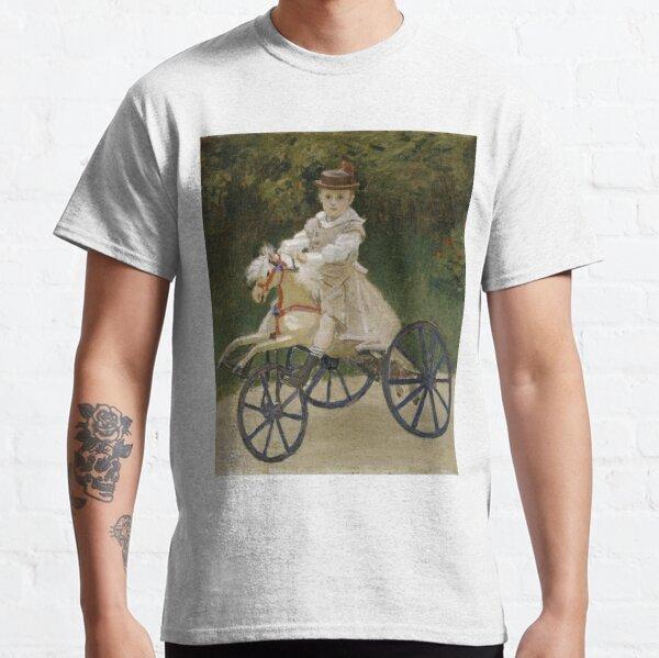 CLAUDE MONET Bouquet de Fleurs Vintage esthétique Art T-Shirt