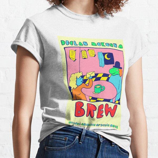 'Brew' Declan Mckenna Poster Classic T-Shirt