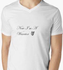 Warrior Heart V-Neck T-Shirt