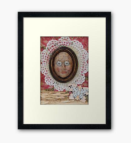 Oddity Framed Print